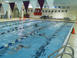 Stroudsburg Intermediate School Pool